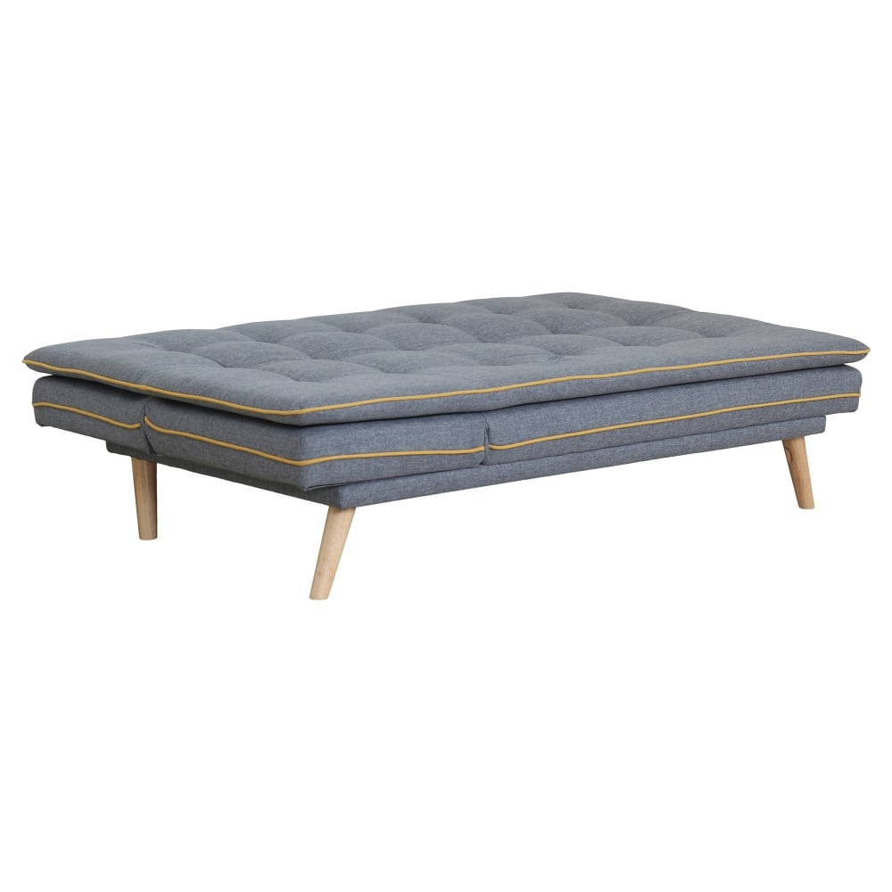 Sofa Free Delivery: Marcel Grey Fabric Sofa Bed