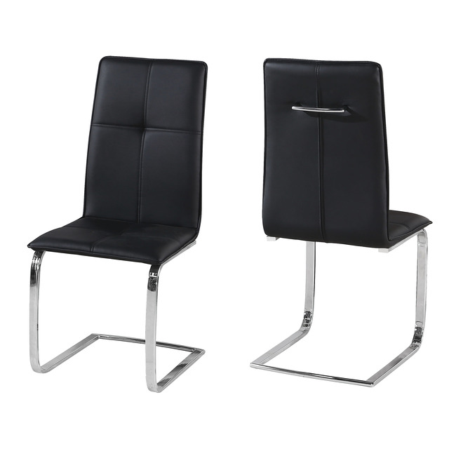 Wondrous Opus Dining Chairs Black White Or Teal Pack Of 2 Free Delivery Caraccident5 Cool Chair Designs And Ideas Caraccident5Info